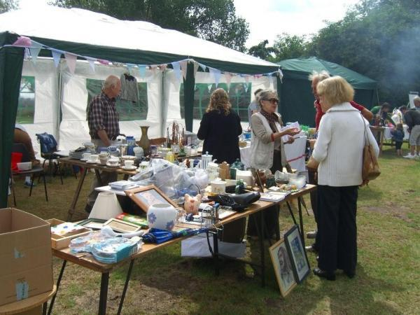 Bagborough fete