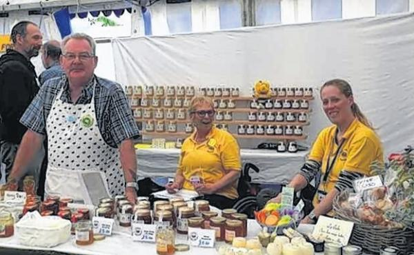 Beekeepers create a buzz of interest