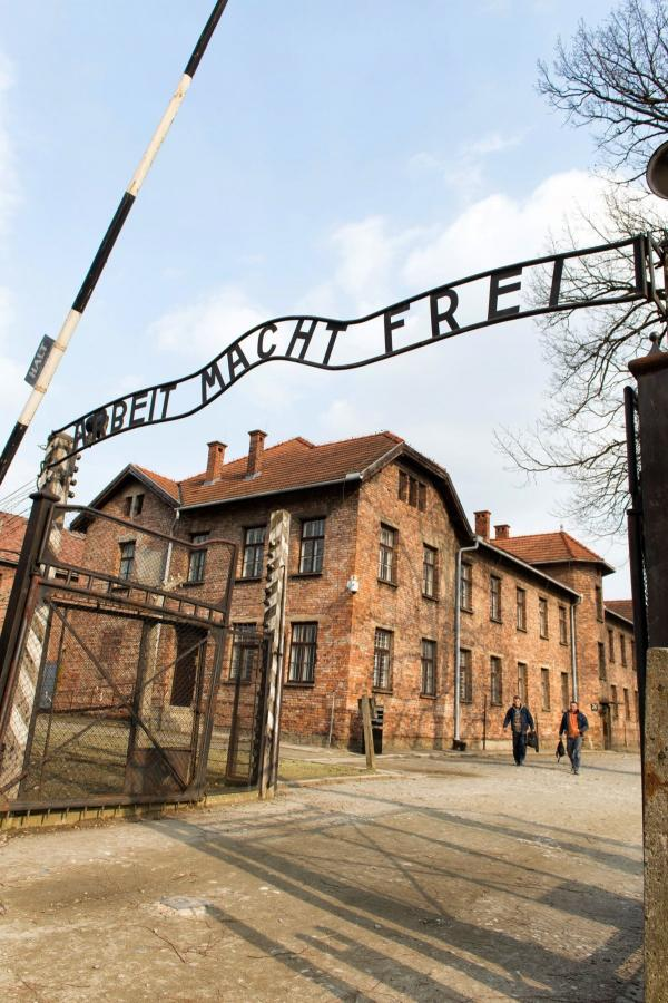 Feature: Seeing the horrors of Auschwitz