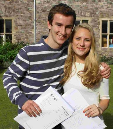 Young medics among Taunton School's successes