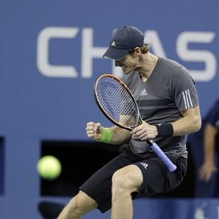 Andy Murray will meet Russian Andrey Kuznetsov in round three in New York (AP)