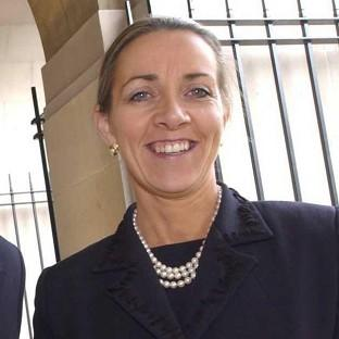 Rona Fairhead is to be the BBC Trust's first c