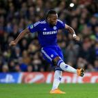 Somerset County Gazette: Didier Drogba scores Chelsea's second from the spot