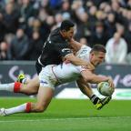 Somerset County Gazette: Sam Burgess is the international player of the year