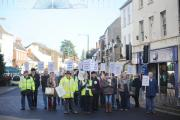 Plans lodged for 650 new homes despite protests
