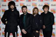 Kasabian top NME nomination list