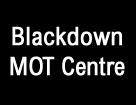 BLACKDOWN MOT CENTRE