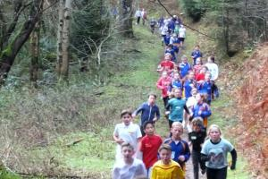 Minehead Middle School Cross Country results