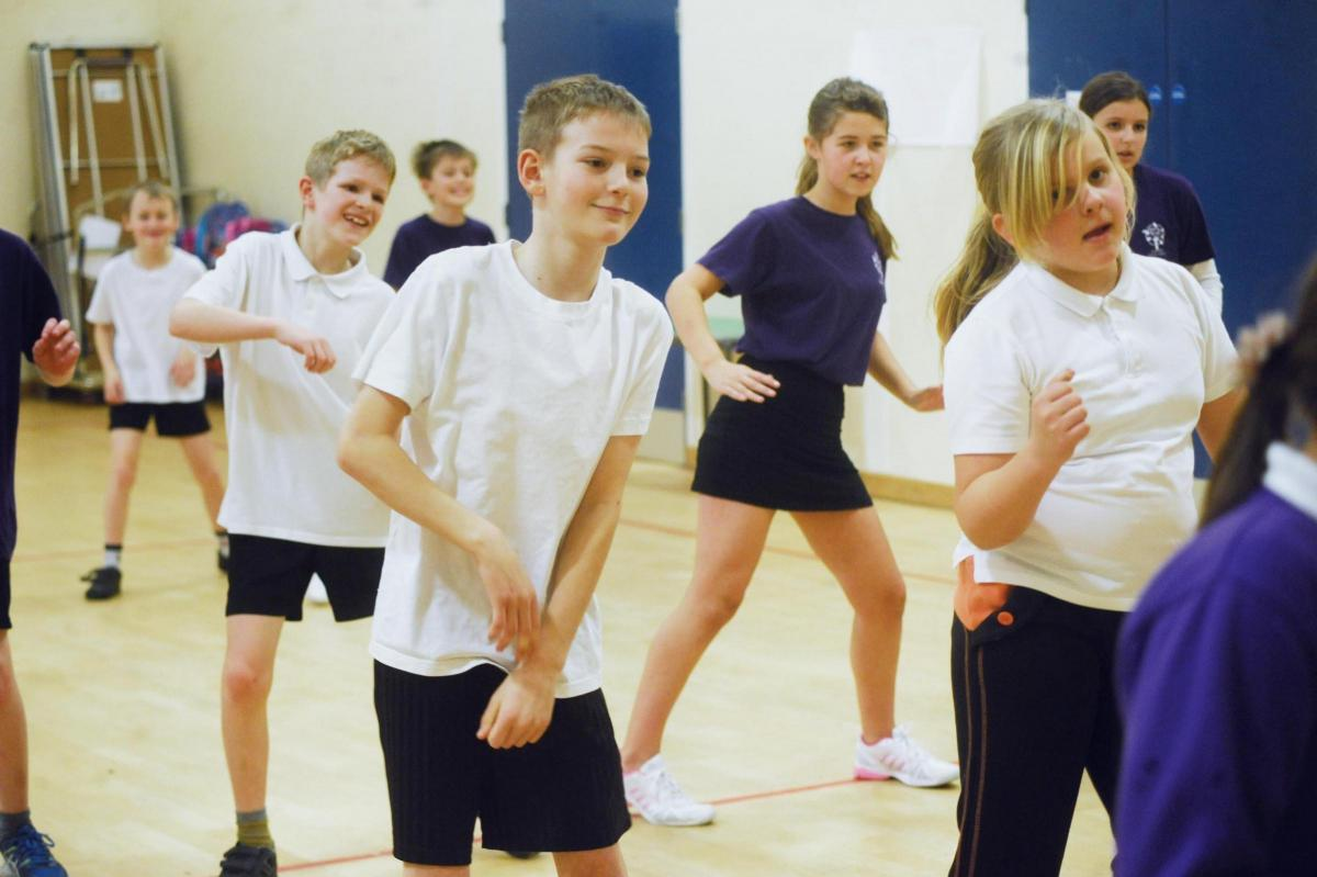 Video And Photos Dance Lessons At Curry Rivel Primary