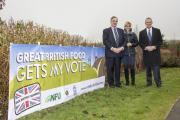 The NFU will launch their manifesto next week