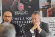 Somerset 'will have no truck whatsoever' with a franchised Twenty20 competition