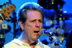 Somerset County Gazette: RETURN VISIT? Brian Wilson in concert at the Pavilion in 2004