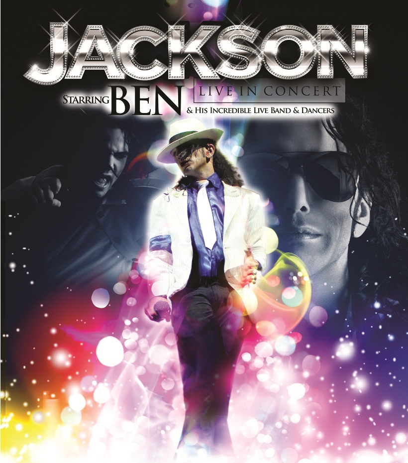 Jackson Live in Concert