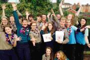 Six scouts from Taunton are off to Japan jamboree