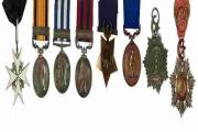 Somerset history in an object: Medals from the failed bid to relieve General Charles Gordon at Khartoum