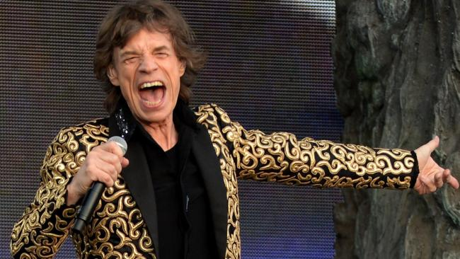 Sir Mick Jagger chips in for earthquake relief