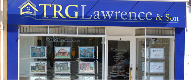 Somerset County Gazette: TRG Lawrence Property Agent office picture