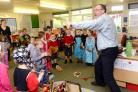 PHOTOS: Diversity day at Hatch Beauchamp Primary School