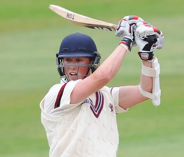 ADAM Hose has scored 384 runs at an average of 45.50 in the Second XI Championship