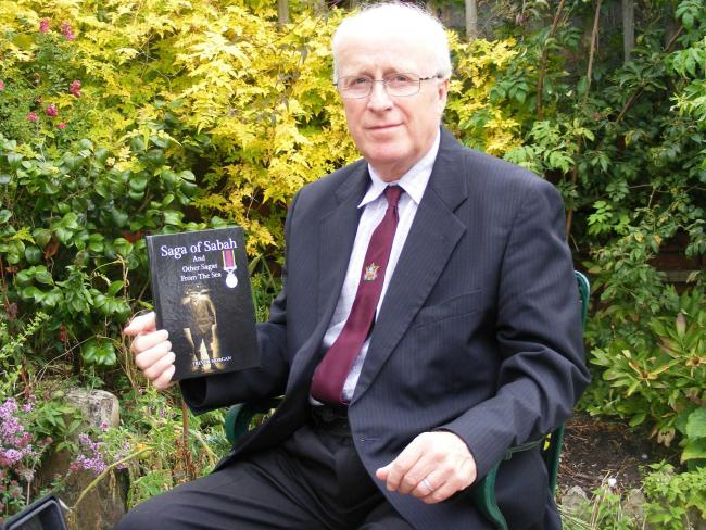 POET: Trevor Morgan has published a poetry book on his experiences fighting in Malaysia in the 1960s