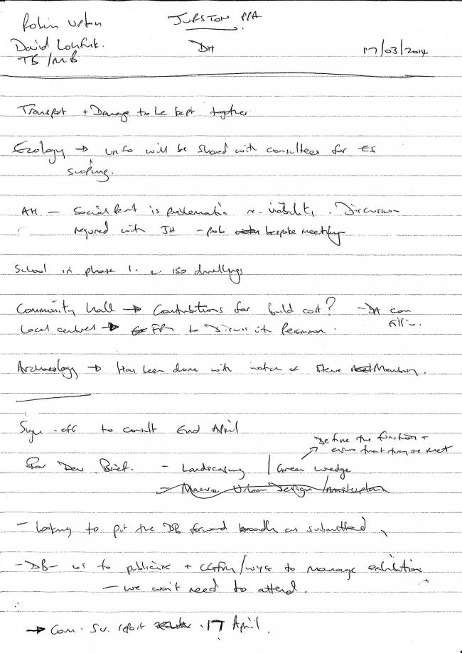 Try Reading These Notes It S Not Easy Taunton Deane Council Rapped Over Illegible Records Somerset County Gazette