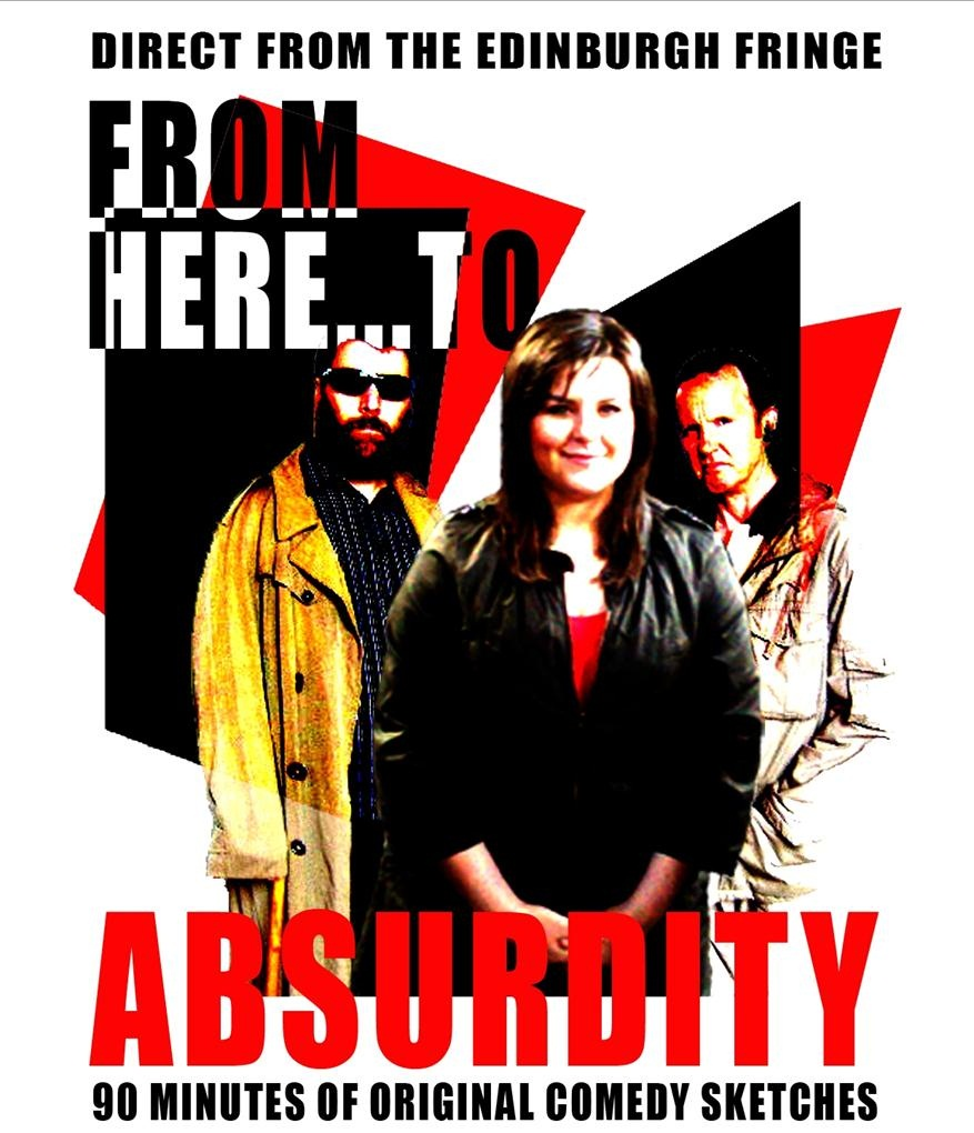 """From Here to Absurdity"""