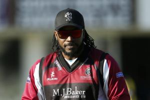 CRICKET: 'It's looking positive' - Somerset in talks with Chris Gayle over NatWest T20 Blast return