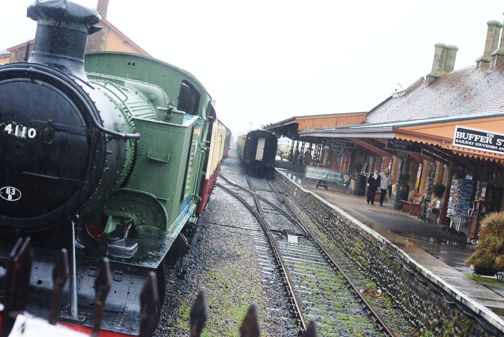 PLANS: For West Somerset Railway