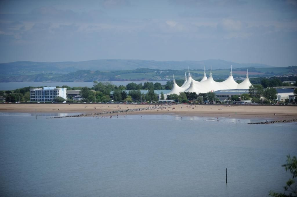 CIRCUS: A performer fell 20 feet during a performance at Butlins in Minehead