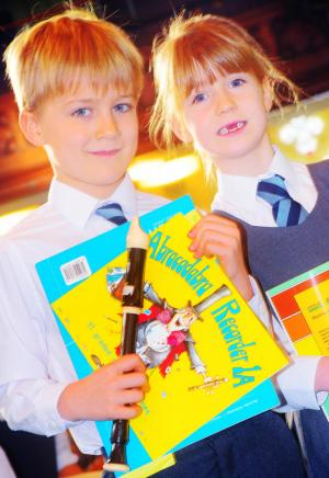 Somerset County Gazette: PICTURES & WINNERS: Youngsters hit all the right notes at Taunton Music Festival