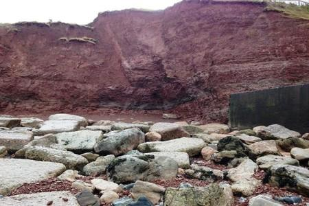 Landslides could happen at any time' along Blue Anchor coast, warn RNLI