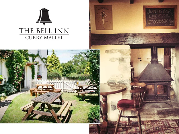 Somerset County Gazette: bell inn