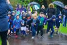 PHOTOS: Trull Primary School Race for Life