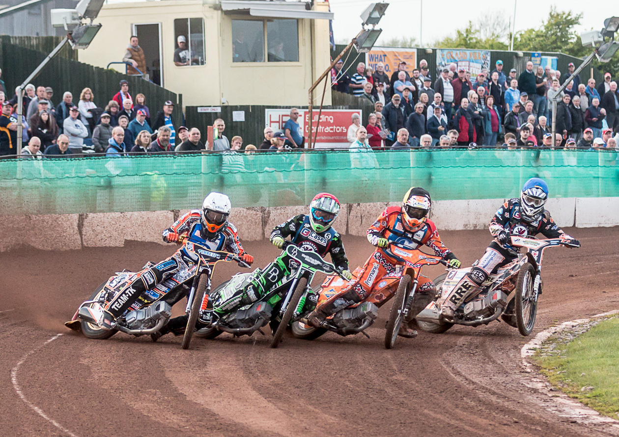 Speedway - Oaktree Arena - Blink Again Photography