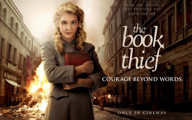 INSPIRING TALE: The Book Thief.