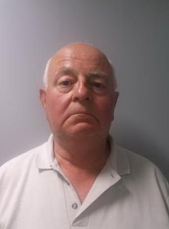 JAILED: Philip Batten, who was convicted of 42 offences, had been living out his retirement in Stogumber