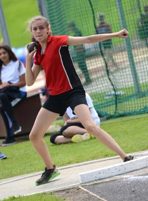 Somerset County Gazette: PICTURE GALLERY: Youngsters take part in the Somerset Summer School Games
