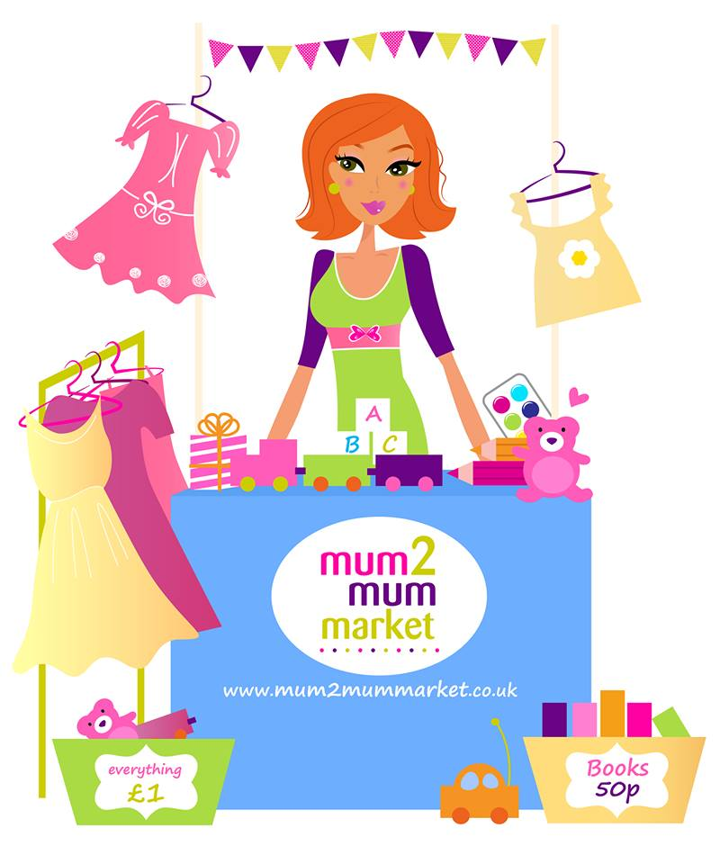 Mum2Mum Market Bridgwater - Saturday 15th October