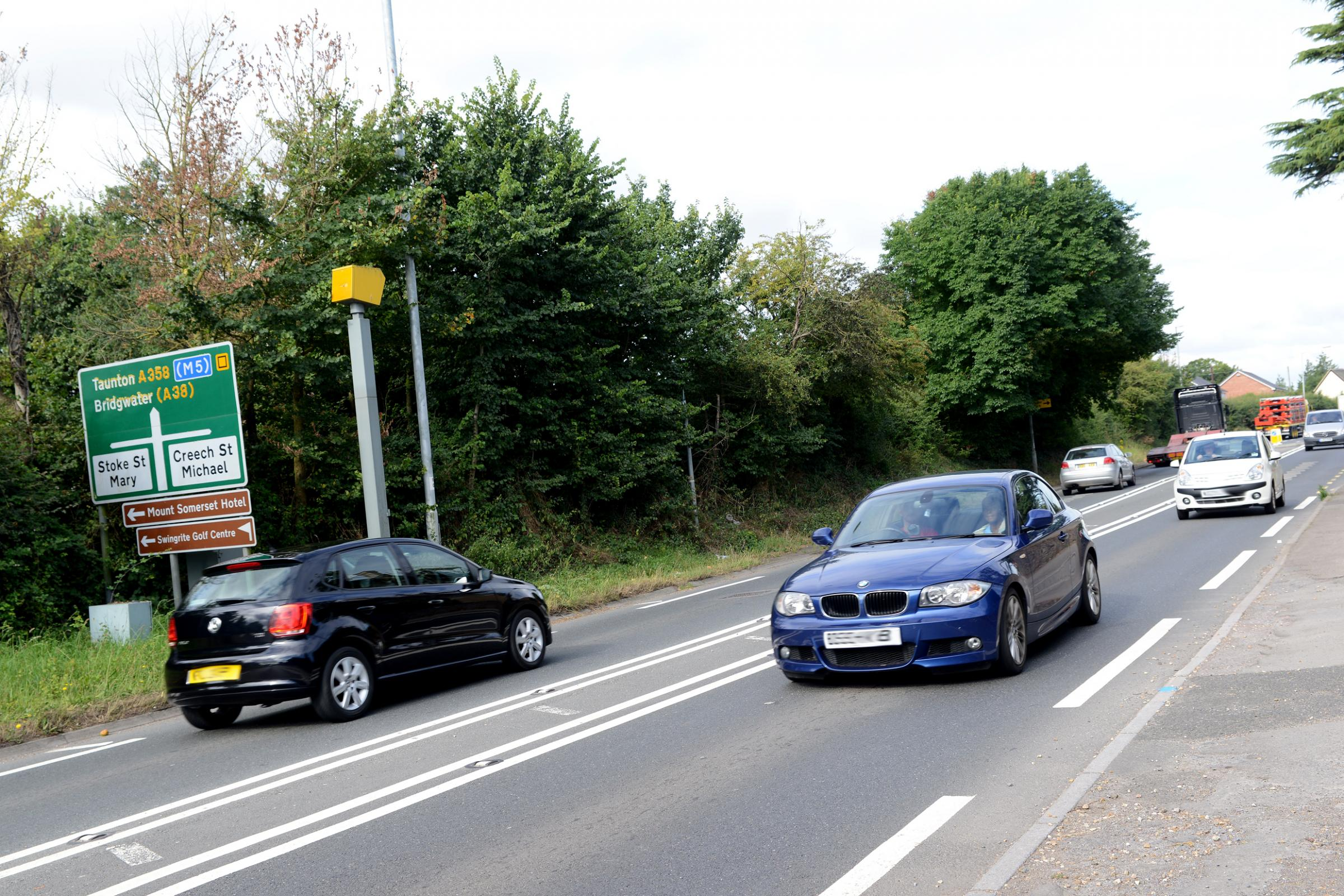 DUALLING NEED: On the A358