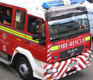 Firefighters called to car fire