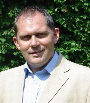 Cllr Mark Edwards, Executive Councillor for Business Development at Taunton Deane Borough Council.