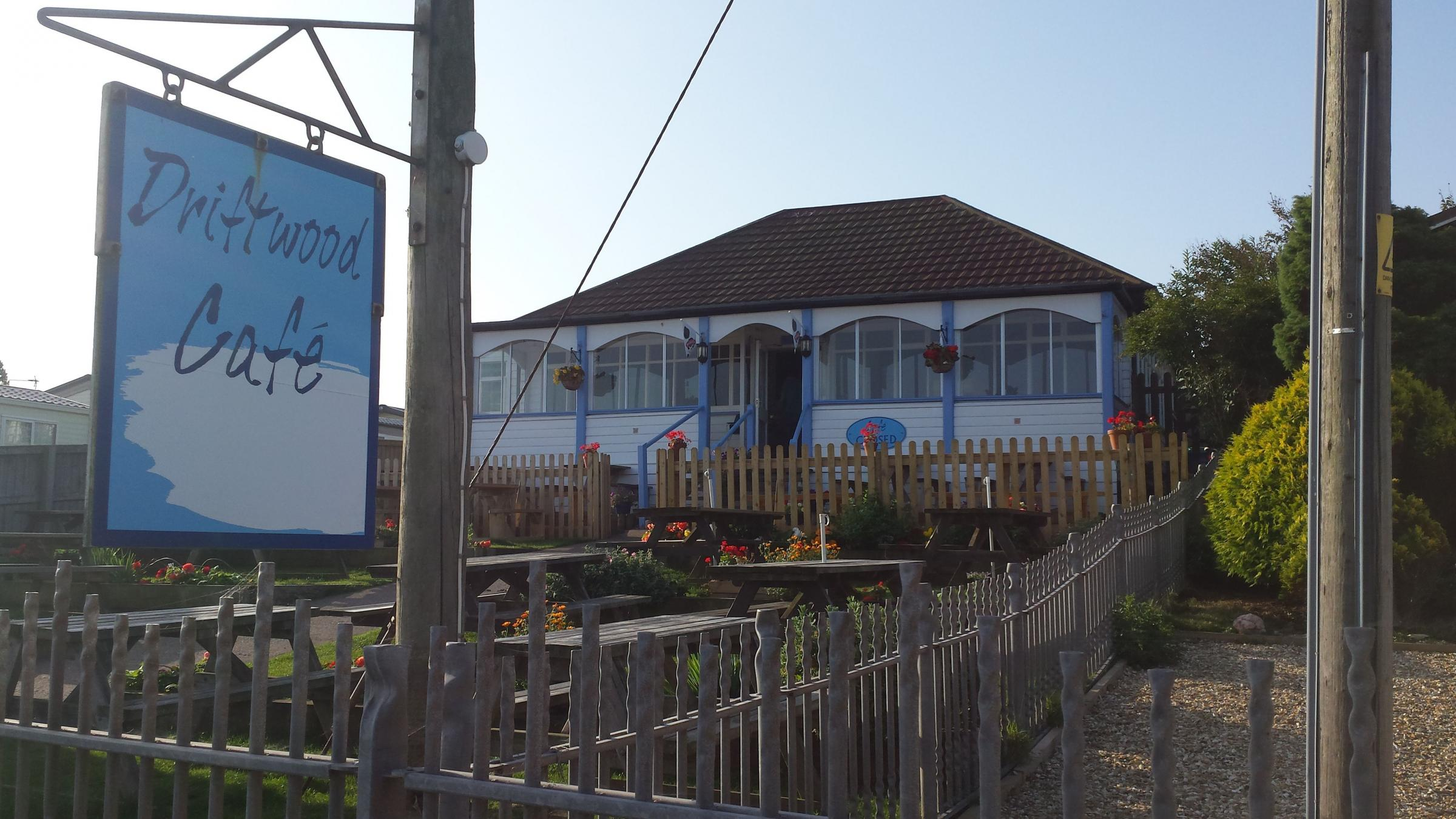Blue anchor seafront toilets