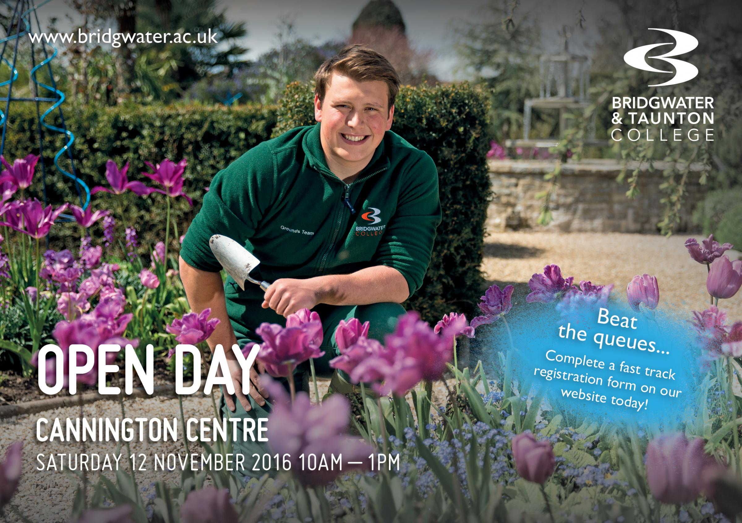 Bridgwater and Taunton College, Cannington Centre Open Day