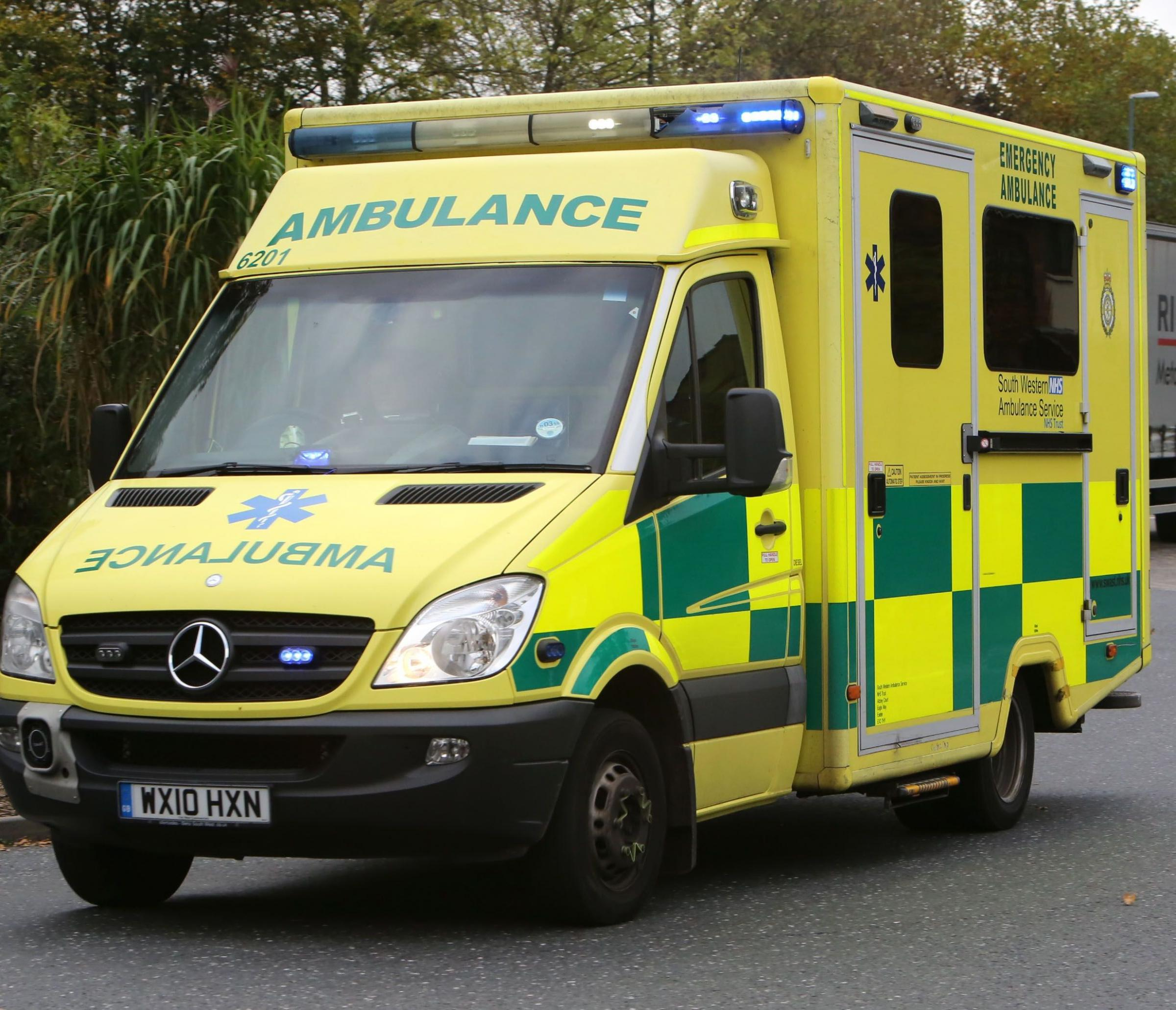 Record emergency and ambulance admissions at Musgrove Park Hospital