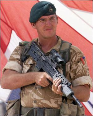 Somerset County Gazette: MANSLAUGHTER: Marine A has murder conviction quashed