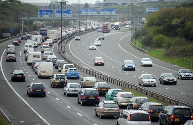 M5 closed in both direction between Taunton and Wellington following 'serious incident'