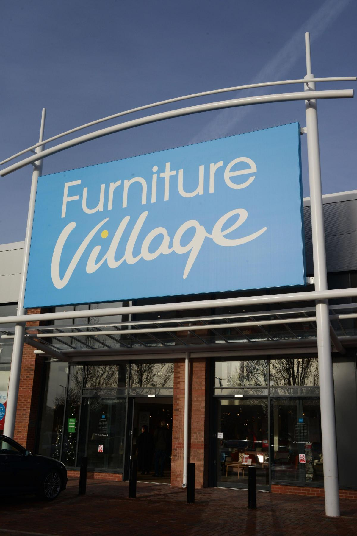 Furniture Village High Wycombe furniture village high wycombe hunters flock to new store in