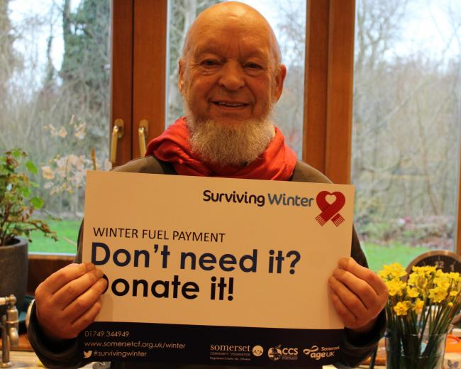 BACKING: Michael Eavis is supporting the campaign