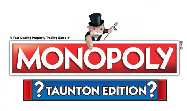 Monopoly: somerset edition stock photo: 110178405 alamy.