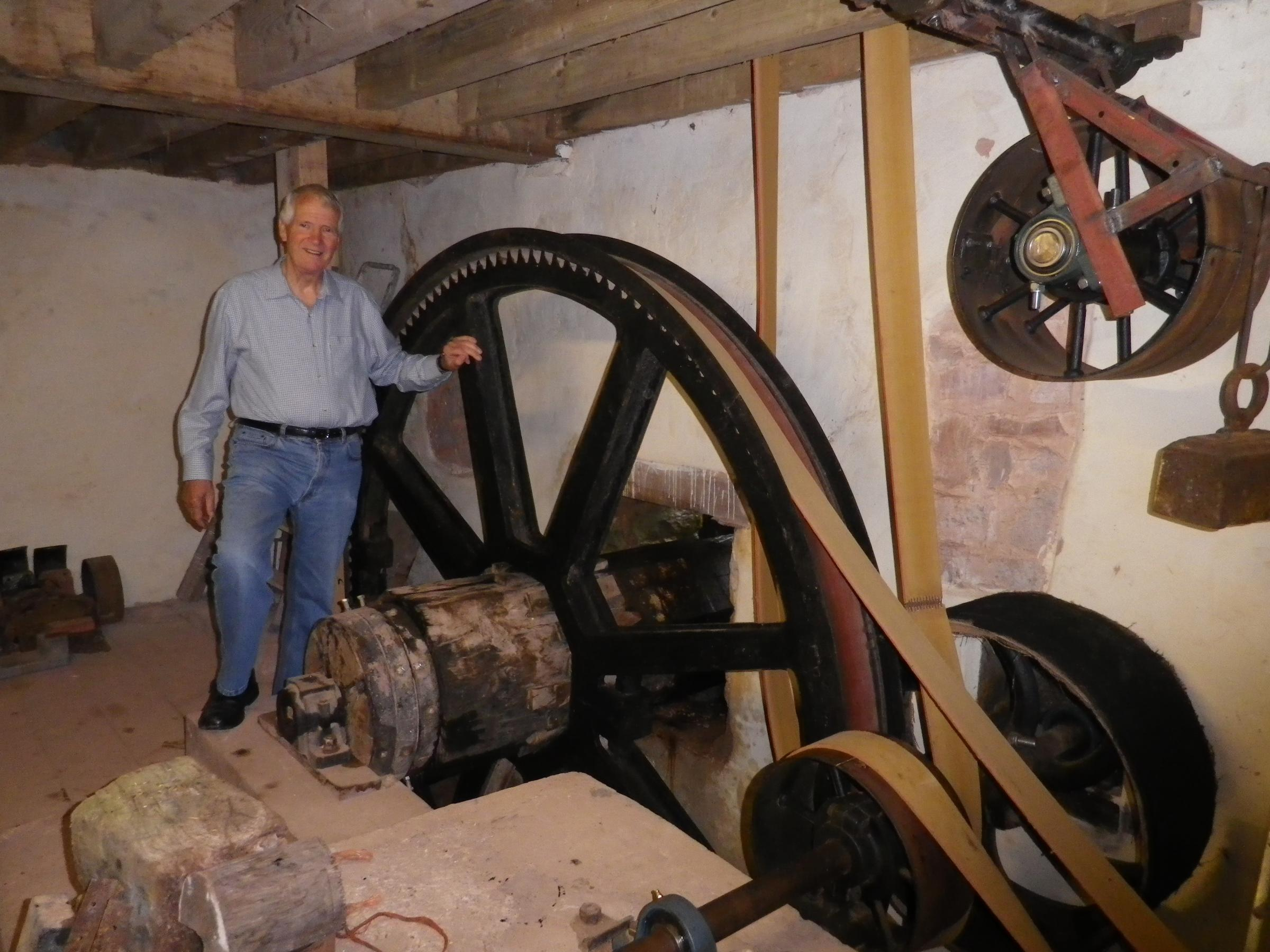 COWBRIDGE SAWMILL OPEN DAYS